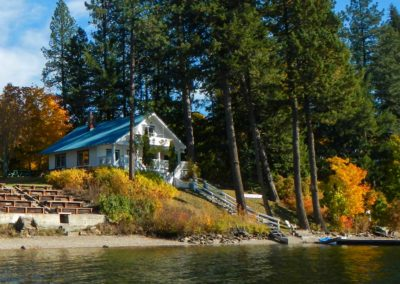 Pinecrest Air B&B Cabin at Twinlow Camp