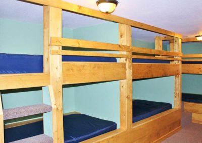 Second photo of retreat center bunk beds