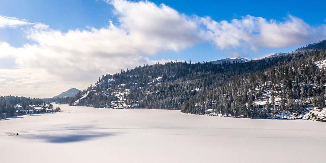 Twin Lakes Idaho